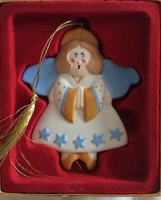 Gorham Ballerina Angel Ornament~TWINKLE TOES ANGEL New In Box