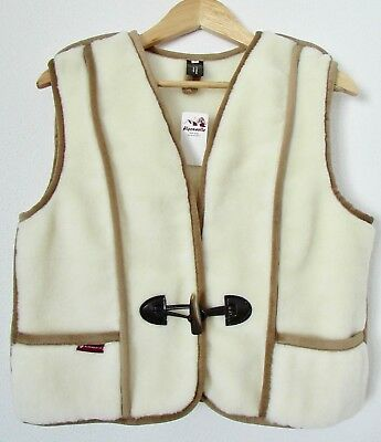 Ladies Gilet, Luxury Wool Vest, Traditional Costume Waistcoat, Cashmere Woven