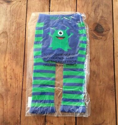 BNWT Blade and Rose Monster Baby Toddler Leggings 0-6, 6-12, 1-2, 2-3 Years