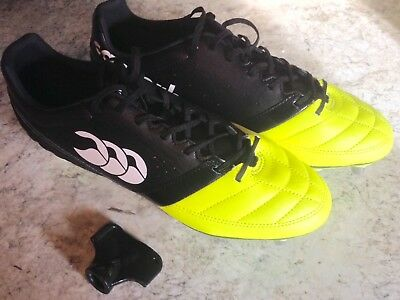 Canterbury Phoenix Rugby Boots Size Uk 9 New With Tags