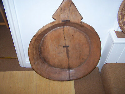 ethnic wooden bowl large