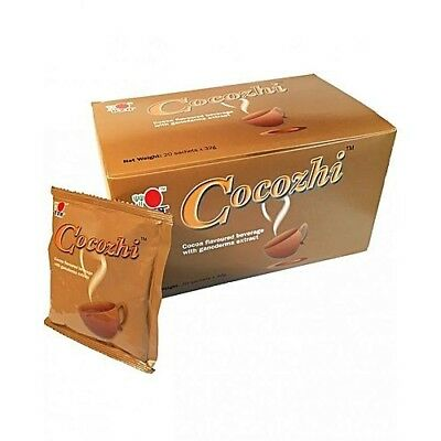 DXN Cocozhi (1 box of 20 sachets) Hot chocolate with ganoderma