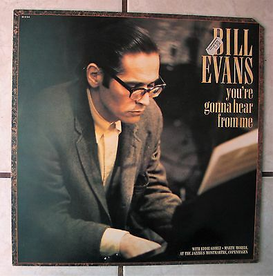 Bill Evans – You're Gonna Hear From Me  // Milestone M-9164 (GER