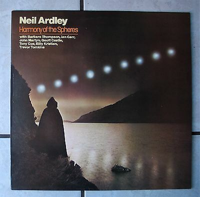 Neil Ardley – Harmony Of The Spheres  //Decca 623985 AS  (GER)