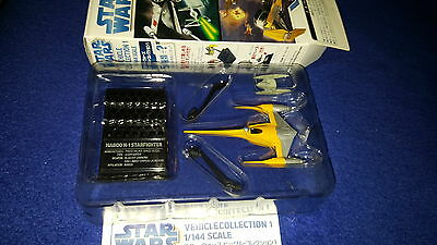 F-Toys Star Wars Naboo N-1 Starfighter Vehicle Collection 1  1:144