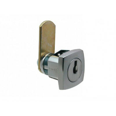 Lowe and Fletcher 1439 Snap In Cam Lock Keyed to Differ