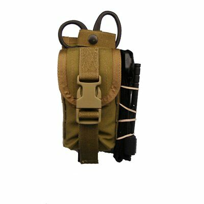 HSGI Bleeder Blowout Medical Pouch Molle In Color COYOTE