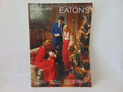 1975 Eaton's Christmas Catalog