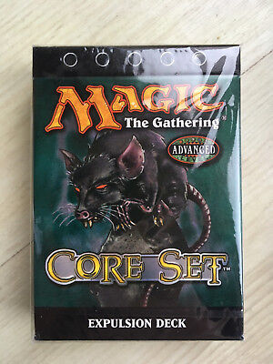 Magic The Gathering 8th Edition Core Set Expulsion Deck Unopened.