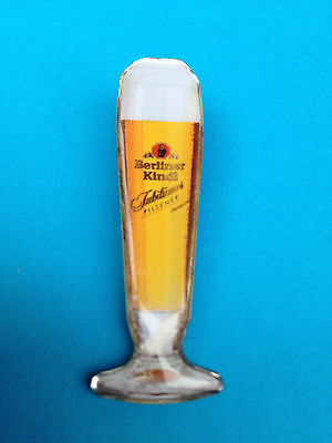 Pin Pins Berliner Kindl Pin Glas