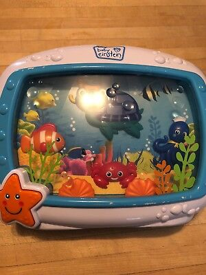 Baby Einstein Sea Dreams Soother Crib Attachment with remote control boy/girl