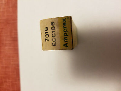 Amperex  D-Getter Type 7316  Vacuum Tube   - Made In Holland -  Only One Piece