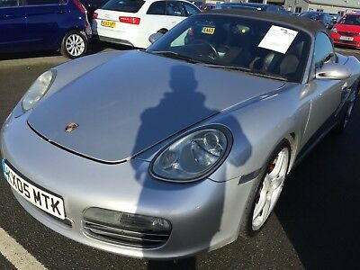 2005 Porsche Boxster 3.2 S New Shape, The Higher Bhp 3.2S!!  Miles?