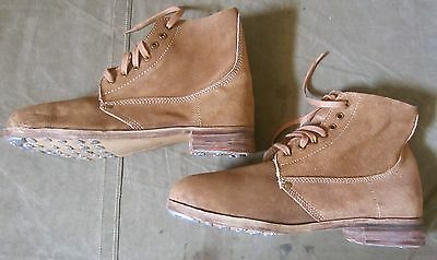 Wwi Us M1917 Infantry Trench Boots- Size 12