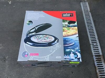 weber pizza Ofen