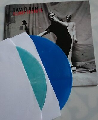 David Bowie - Slinky Secrets (Double Vinyl, New and Coloured)
