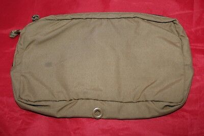 USMC FILBE Coyote Brown PACK ASSAULT POUCH, NSN 8465-01-600-7837