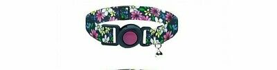 Flower Design Safety Cat Collar by Cat Circus