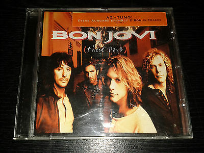 BON JOVI - Jon Bon Jovi - These Days - CD