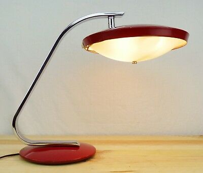 FASE MADRID Vintage Desk Light Lamp Mid Century Eames Sputnik Modern Atomic 60s