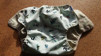 Motherease airflow nappy wrap XL USED