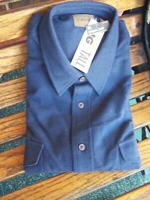 Mens Big & Tall Chamois Shirt~Jc Penney ~ New With Tag !!