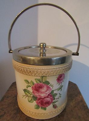 George Jones & Sons Biscuit Barrel 1893 - 1920