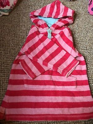 Frugi Towelling Gown 12-18