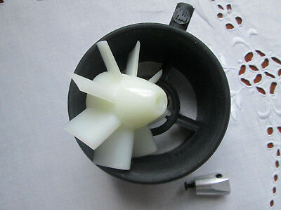 Model Aircraft Electric Ducted Fan Assembly
