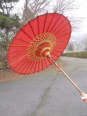 Vintage Japanese Parasol great condition