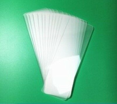 25 pk BOOKMARK SMALL Laminating Pouches Sheets 2-1/8 x 6  5 Mil