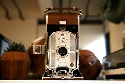 1947 Polaroid Vintage Land Camera Model 95B - Estate Find