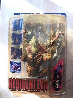 Palisades Resident Evil William G4 Rare