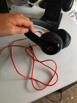 Beats by Dr. Dre Solo2 Over the Head Cable Headphones - Black