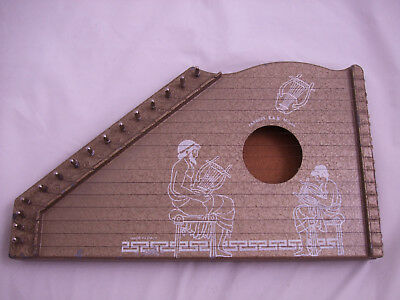 Lap Harp / Zither - musical instrument
