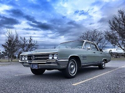 1964 Buick Other Base 1964 Buick Wildcat