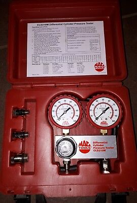 MAC Differential Cylinder Pressure Tester NEW
