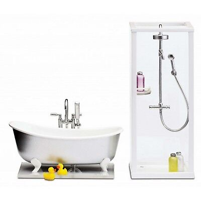 SALE - Lundby Smaland Shower and Bath 602089