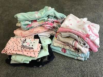 Baby Girls Clothing Bundle 000 25 Items Inc Seed, Luella Loves And Bebe