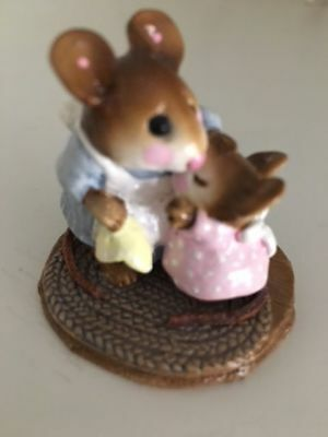 """Wee Forest Folk  """"Don't Cry"""" M-149"""