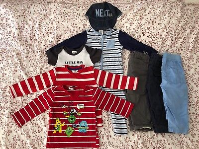 Baby boy clothes clothing bulk 6-12 months size 0