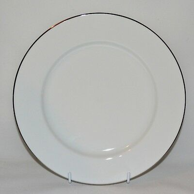 """BRAND NEW Royal Doulton """"SIMPLY PLATINUM"""" Replacement DINNER PLATE"""