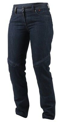 Dainese Queensville Aramid Womens Motorcycle Riding Jeans