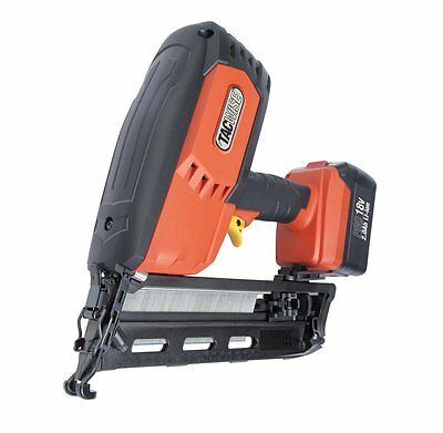 TACWISE 1243 CORDLESS BATTERY ANGLED FINISH BRAD NAILER, 16G, 64mm,