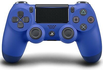 PlayStation 4 PS4 Dualshock 4 Controller Wave Blue V2 New (4)
