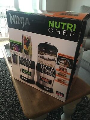 Ninja Nutri Chef Blender Brand new