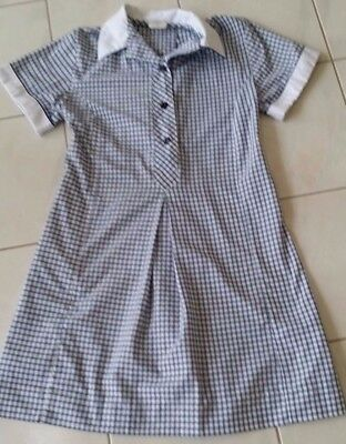 Girls school uniform dress size 12
