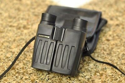 Vintage Bausch & Lomb 7x24 Discoverer Compact Binoculars--Water- and Fog-Proof