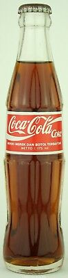 Indonesia 175 ml Coca-Cola ACL glass bottle