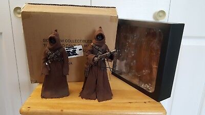 Sideshow Collectibles Jawas 1/6 scale figure set Star Wars Episode IV A New Hope